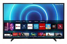 "Телевизор LED Philips 43"" 43PUS7505/60 черный/Ultra HD/50Hz/DVB-T/DVB-T2/DVB-C/DVB-S/DVB-S2/USB/WiFi/Smart TV (RUS)"