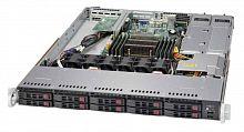 "Платформа SuperMicro SYS-1018R-WC0R x10 2.5"" C612 1G 2P 2x750W"