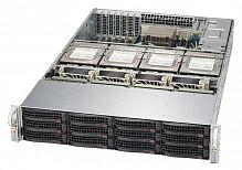 Платформа SuperMicro SSG-6028R-E1CR16T x16 LSI3108 2x1000W