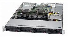 "Платформа SuperMicro SYS-6019P-WT 3.5"" 1G 2P 1x600W"
