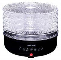 Сушка для фруктов и овощей Starwind SFD1510 5под. 150Вт серый