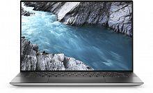 "Ноутбук Dell XPS 15 (9500) Core i9 10885H/32Gb/SSD1Tb/NVIDIA GeForce GTX 1650 Ti 4Gb/15.6""/WVA/UHD+ (3840x2400)/Windows 10 Professional 64/silver/WiFi/BT/Cam"