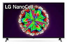 "Телевизор LED LG 65"" 65NANO806NA NanoCell черный/Ultra HD/50Hz/DVB-T2/DVB-C/DVB-S/DVB-S2/USB/WiFi/Smart TV (RUS)"