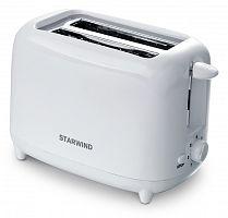 Тостер Starwind ST7001 700Вт белый