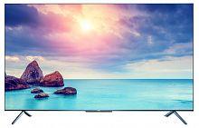 """Телевизор QLED TCL 55"""" 55C717 темно-синий/Ultra HD/60Hz/DVB-T/DVB-T2/DVB-C/DVB-S2/USB/WiFi/Smart TV (RUS)"""