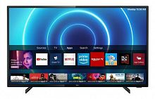 "Телевизор LED Philips 58"" 58PUS7505/60 черный/Ultra HD/50Hz/DVB-T/DVB-T2/DVB-C/DVB-S/DVB-S2/USB/WiFi/Smart TV (RUS)"