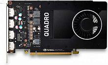 Видеокарта Dell PCI-E 490-BFPN NVIDIA Quadro P2200 5120Mb GDDR5/DPx4/HDCP oem