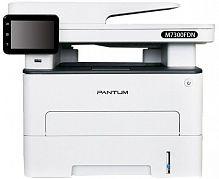 МФУ лазерный Pantum M7300FDN A4 Duplex Net белый