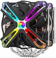 Устройство охлаждения(кулер) Zalman CNPS20X Soc-FM2+/AM2+/AM3+/AM4/1150/1151/1155/2011 4-pin 17-29dB Al+Cu 300W 1300gr LED Ret