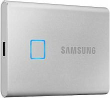 "Накопитель SSD Samsung USB Type-C 2Tb MU-PC2T0S/WW T7 Touch 1.8"""