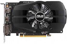 Видеокарта Asus PCI-E PH-RX550-2G-EVO AMD Radeon RX 550 2048Mb 128 GDDR5 1183/6000 DVIx1/HDMIx1/DPx1/HDCP Ret