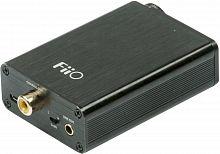 Усилитель для наушников Fiio E10K портат. черный (15118098)