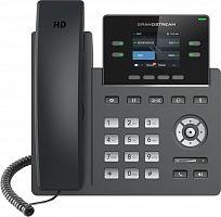 Телефон IP Grandstream GRP-2612W черный