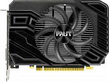 Видеокарта Palit PCI-E PA-GTX1650 STORMX 4G D6 NVIDIA GeForce GTX 1650 4096Mb 128 GDDR6 1410/12000 DVIx1/HDMIx1/DPx1/HDCP Ret