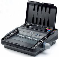 Переплетчик GBC MultiBind 230E (4400425) A4/перф.30л.сшив/макс.450л./пластик.пруж.-51мм)
