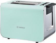 Тостер Bosch TAT8612 860Вт зеленый