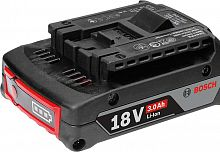Батарея аккумуляторная Bosch GBA Professional 18В 3Ач Li-Ion (1600A012UV)