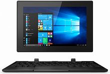"Планшет Lenovo Tablet LV 10 Celeron N4100 (1.1) 4C/RAM4Gb/ROM64Gb 10.1"" IPS 1920x1200/4G/Windows 10 Professional/черный/5Mpix/2Mpix/BT/GPS/WiFi/Touch/microSD"