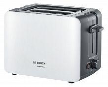 Тостер Bosch TAT6A111 1090Вт белый