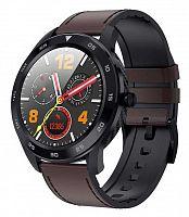 """Смарт-часы Smarterra SmartLife Thor 42мм 1.3"""" TFT черный (SM-SLTHORBR)"""