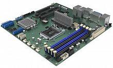 Материнская Плата Intel DBM10JNP2SB Soc-1151 iC246 uATX 4xDDR4 8xSATA3 SATA RAID 4xGgbEth bulk