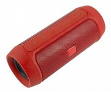 Колонка порт. Redline Tech BS-02 красный 2.0 BT (УТ000017805)