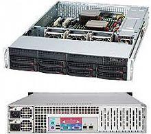 Корпус SuperMicro CSE-825TQC-R802LPB 2U 2x800W черный