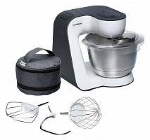 Кухонный комбайн Bosch MUM54A00 900Вт серый/белый