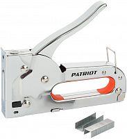 Степлер ручной Patriot SPQ-110 скобы тип 53 4-8мм