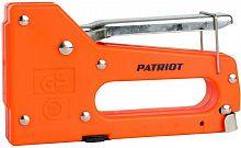 Степлер ручной Patriot SPQ-113 скобы тип 53 (4-8мм)