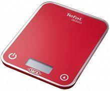 Весы кухонные электронные Tefal BC5003V2 макс.вес:5кг красный