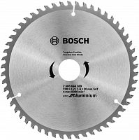 Диск пильный по алюм. Bosch ECO ALU (2608644389) d=190мм d(посад.)=30мм (циркулярные пилы)
