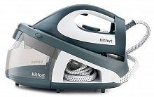 Паровая станция Kitfort КТ-968 2200Вт серый