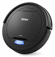 Пылесос-робот Kitfort КТ-562 20Вт черный