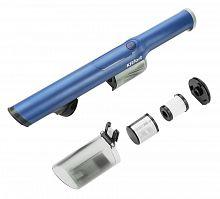 Пылесос ручной Kitfort KT-578 120Вт синий/черный