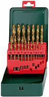 Набор сверл Metabo 627156000 по металлу (19пред.) для дрелей