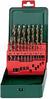 Набор сверл Metabo 627157000 по металлу (19пред.) для дрелей
