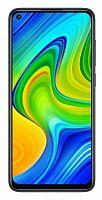 "Смартфон Xiaomi Redmi Note 9 64Gb 3Gb черный моноблок 3G 4G 2Sim 6.53"" 1080x2340 Android 10 48Mpix 802.11 a/b/g/n/ac NFC GPS GSM900/1800 GSM1900 MP3 A-GPS microSD"