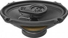 Колонки автомобильные Soundmax SM-CSL693 300Вт 92дБ 4Ом 15x23см (6x9дюйм) (ком.:2кол.) коаксиальные трехполосные
