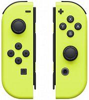 Беспроводной контроллер Nintendo Joy-Con желтый для: Nintendo Switch