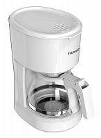Кофеварка капельная Starwind STD0611 600Вт белый
