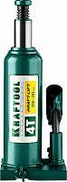 Домкрат Kraftool Kraft-Lift 43462-4_z01 бутылочный гидравлический зеленый