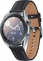 "Смарт-часы Samsung Galaxy Watch 3 41мм 1.2"" Super AMOLED серебристый (SM-R850NZSACIS)"