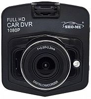 Видеорегистратор Sho-Me FHD-325 черный 1080x1920 1080p 140гр. GC1247+SC1034