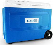 Автохолодильник Ezetil E 40 М 12/230V 40л 48Вт синий/белый