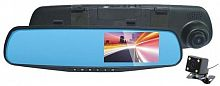 Видеорегистратор Sho-Me SFHD-700 черный 3Mpix 720x1280 720p 120гр. GP2247