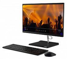 """Моноблок Lenovo V30a-22IML 21.5"""" Full HD i3 10110U (2.1)/4Gb/1Tb 5.4k/UHDG/CR/noOS/GbitEth/WiFi/BT/65W/клавиатура/мышь/Cam/черный 1920x1080"""