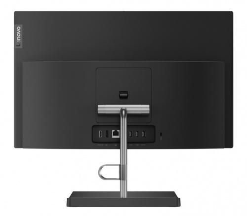 "Моноблок Lenovo V30a-22IML 21.5"" Full HD i5 10210U (1.6)/8Gb/SSD256Gb/UHDG/CR/noOS/GbitEth/WiFi/BT/65W/клавиатура/мышь/Cam/черный 1920x1080 фото 2"