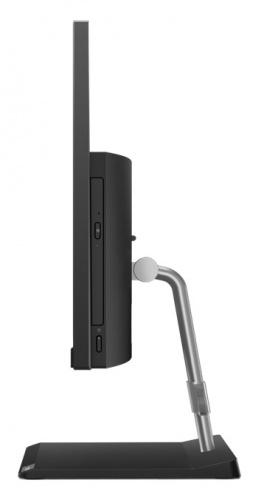 "Моноблок Lenovo V30a-22IML 21.5"" Full HD i5 10210U (1.6)/8Gb/SSD256Gb/UHDG/CR/noOS/GbitEth/WiFi/BT/65W/клавиатура/мышь/Cam/черный 1920x1080 фото 4"