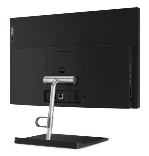 "Моноблок Lenovo V30a-22IML 21.5"" Full HD i5 10210U (1.6)/8Gb/SSD256Gb/UHDG/CR/noOS/GbitEth/WiFi/BT/65W/клавиатура/мышь/Cam/черный 1920x1080 фото 5"